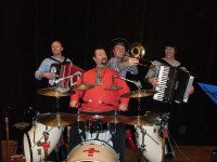 Raving Polka - Acoustic Band in Bakersfield, California