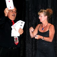 Ray Haddad - Magic in Norwich, Connecticut