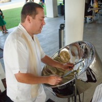 Ray's Island Sounds - Steel Drum Player in Branson, Missouri