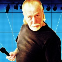 Re CARLIN_ated - George Carlin Impersonator in ,