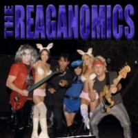 The Reaganomics - Sound-Alike in Oceanside, California