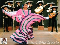 Mariachi Real De Mexico - Dancer in Magog, Quebec