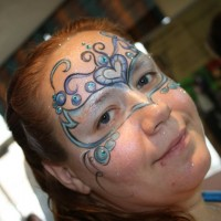 Rebecca J. Fost - Face Painter / Temporary Tattoo Artist in Waretown, New Jersey