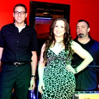 Rebecca De La Torre Band, Vocalist/Pianist - Blues Brothers Tribute in Medicine Hat, Alberta