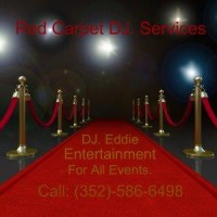 Red carpet DJ services - Mobile DJ in Ocala, Florida