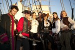 Pirates of the Red Swan