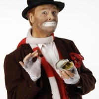 Red Skelton Tribute - Comedian in West Memphis, Arkansas