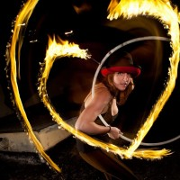Regen - Fire Dancer in Beaverton, Oregon