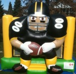 Pittsburg Tackler Bouncer