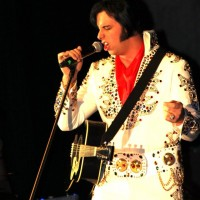 Remembering Elvis Live - Impersonator in Warren, Ohio