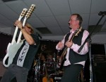 Kent & Paul Rocking at Rocktoberfest