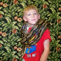 Renos Reptiles - Pony Party in Biloxi, Mississippi