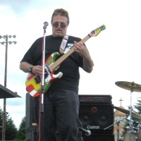 Reverand Joseph Radle - Singing Guitarist in Tacoma, Washington