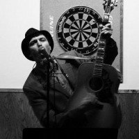 Reverend JJ - One Man Band in Keene, New Hampshire