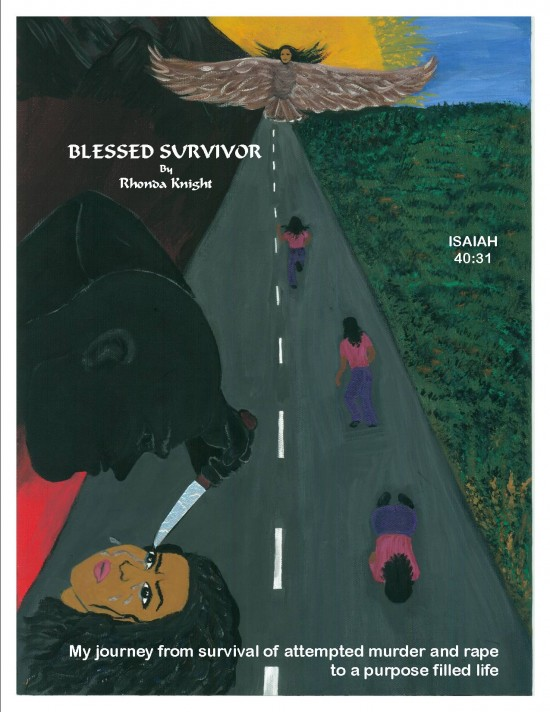 BLESSED SURVIVOR BOOK COVER