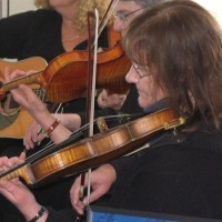 Ribbons & Strings Ensembles - Violinist in Aspen, Colorado