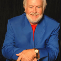 Richard Hampton as Kenny Rogers - Impersonator in Santa Fe, New Mexico