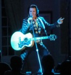 Richard Blane As Elvis