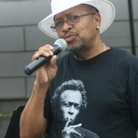 Richard Cookie Thomas - Jazz Band in New City, New York