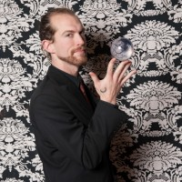 Richard Hartnell, Contact Juggler - Magician in Sacramento, California