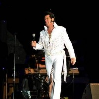 "Richie Santa "" A Tribute To The King"" - Elvis Impersonator in Waterville, Maine"