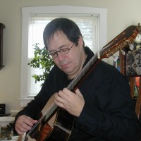 Rick Haegg, Classical Guitarist - Viola Player in Bolivar, Missouri