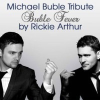 Rickie Arthur as Buble Fever - Crooner in Norfolk, Virginia