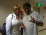 George Wallace and Deborah Delk
