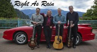 Right As Rain - Wedding Band in Bellingham, Washington