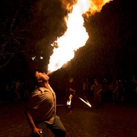 River City Fire - Fire Dancer in Lincoln, California