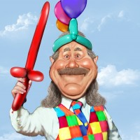RJ the Balloon Dude - Unique & Specialty in Kingston, Ontario