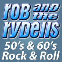 Rob & The Rydells - Oldies Music in Woodstock, Ontario