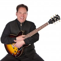 Robbie Pepper - Jazz Guitarist in Sacramento, California