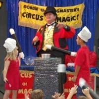 Robbie the Ringmaster - Children's Party Magician in North Fort Myers, Florida