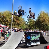 Robert Castillo's BMX Freestyle Team - Stunt Performer in Corona, California