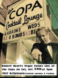 Robert Heart's Vegas Voices