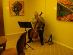Cello at the Salt!