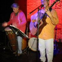 Roberts and Vanstone - Acoustic Band in Tarpon Springs, Florida