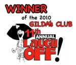 2010 Winner Gilda Radner Club LaughOff