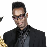 "Roby ""Supersax"" Edwards - Saxophone Player in Traverse City, Michigan"