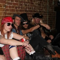Rocket Queen - Tribute Bands in Fayetteville, Arkansas
