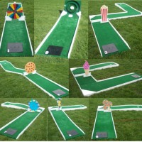 Rockin Roller Mobile Mini Golf - Limo Services Company in Pennsauken, New Jersey