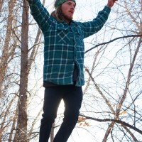 Rocky Mountain Slackline - Tightrope Walker in ,