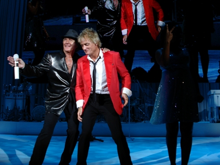 Rod Stewart and Danny D