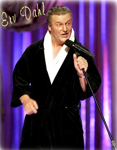 Erv Dahl as Rodney Dangerfield on The Next Best Thing on ABC