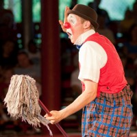 Roger the Clown - Circus & Acrobatic in Mason City, Iowa