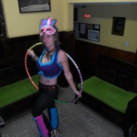 Romani - Hoop Dancer in ,
