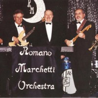 Romano Marchetti Orchestra - 1930s Era Entertainment in Stockton, California