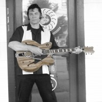 Ronnie Lee Twist and The Future Cats - Johnny Cash Impersonator in El Paso, Texas