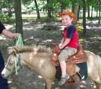 Rose Of Sharon Ranch and Events - Pony Party in Tyler, Texas